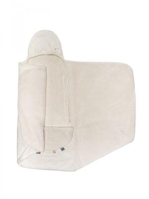 Wrap Blanket Organic Stone Beige