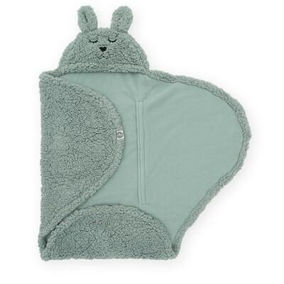 Bunny Wrapper Ash Green