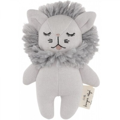 Tiny Lion Grey