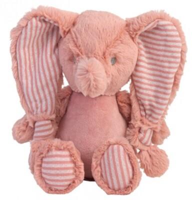 Elephant Emily pink