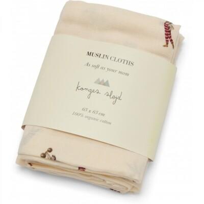 3-Pack Muslin Cloth