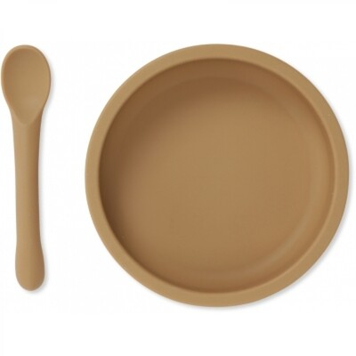 Bowl & Spoon