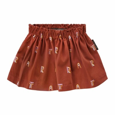 Art Skirt Roest