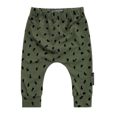 Army Bruhes Baggy Print