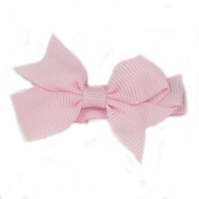 Clipje Strik roze