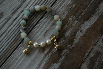 Golden stars Bracelets