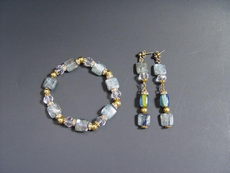 Wedding Bracelet Set
