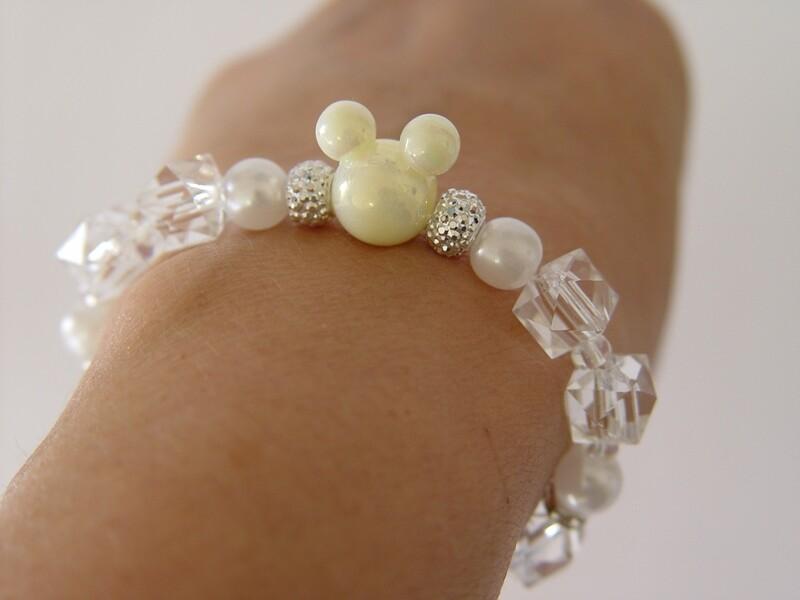 Mickey head Bracelet