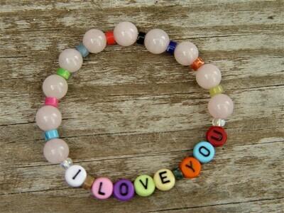 I Love You Bracelet