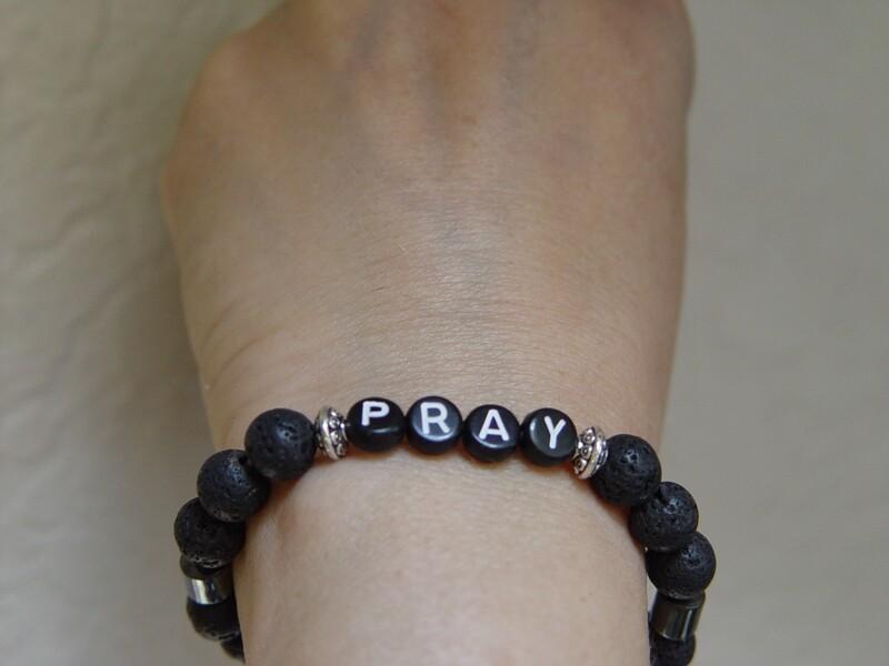 Pray Bracelet