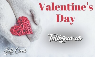 Gift card Tatibijoux.US