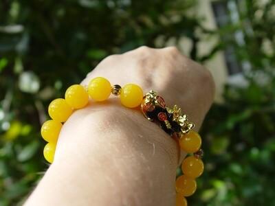 Feng Shui Pi Xiu Yellow