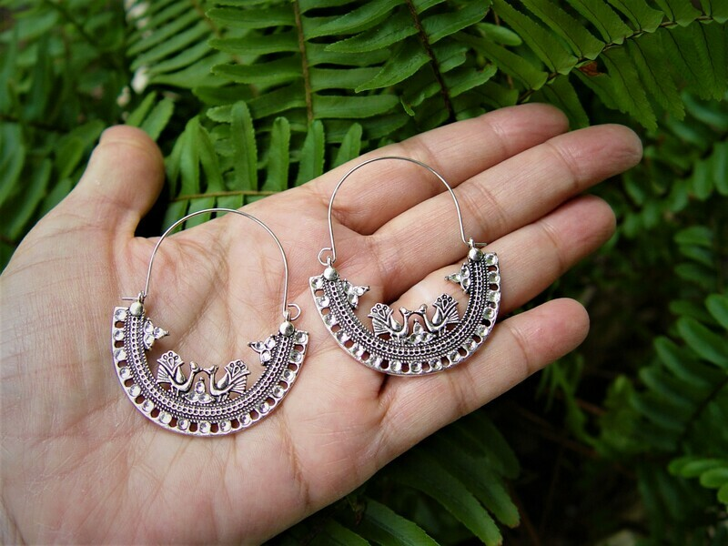 Evelyn earrings