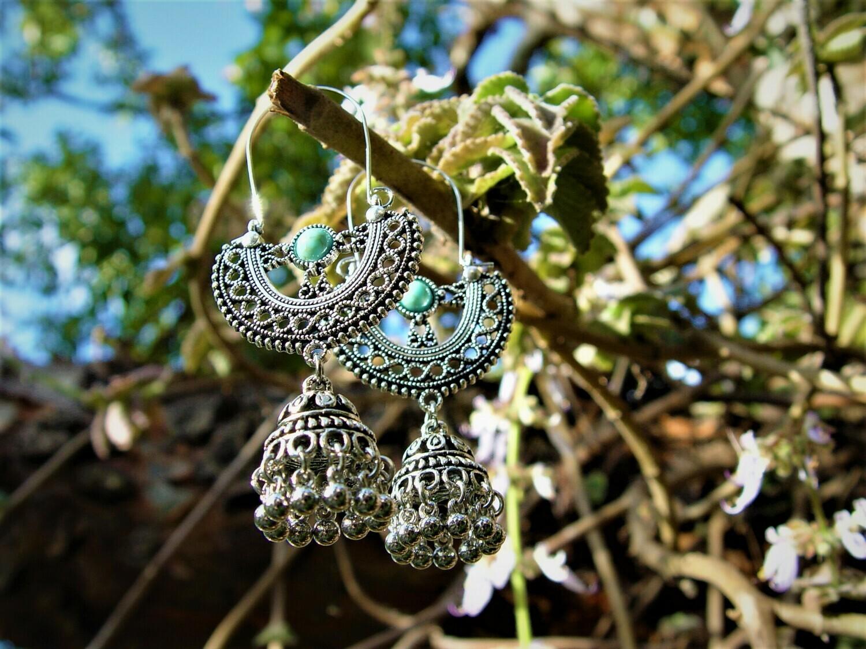 Boho  Bell Drop Earring