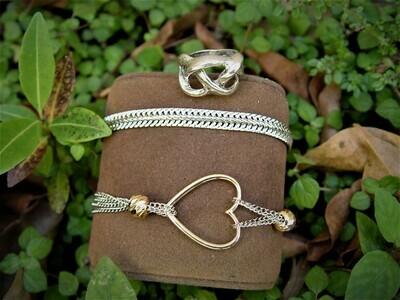 Set Ring and Bracelets