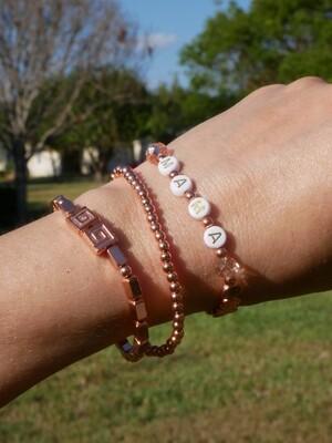 Set of Name Mama Bracelet