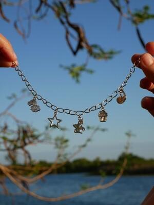 Bracelet  cute pendants