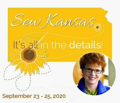 Sew Kansas - September 23 - 25, 2020 (Balance Only) SK0920