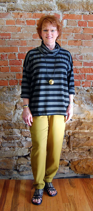 Hudson Top with Quincy Pants