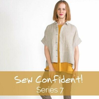 Sew Confident! Series 7 (Download) DSC801