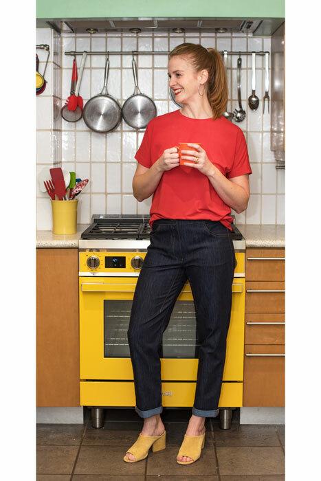 Getaway Jeans PDF Pattern (Download)