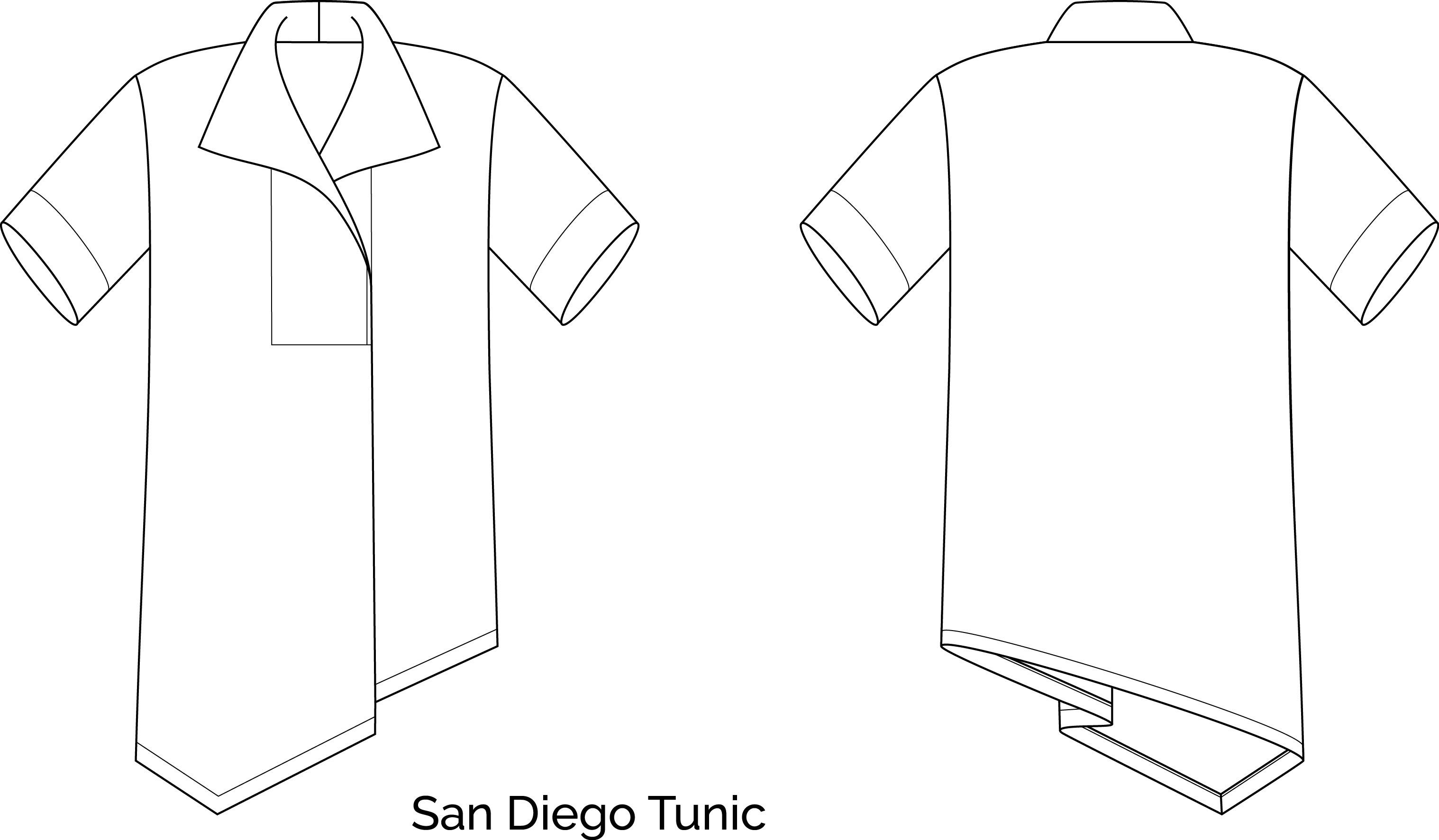 San Diego Tunic