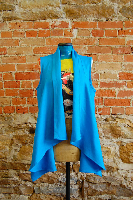 Pearl Jacket as a Vest