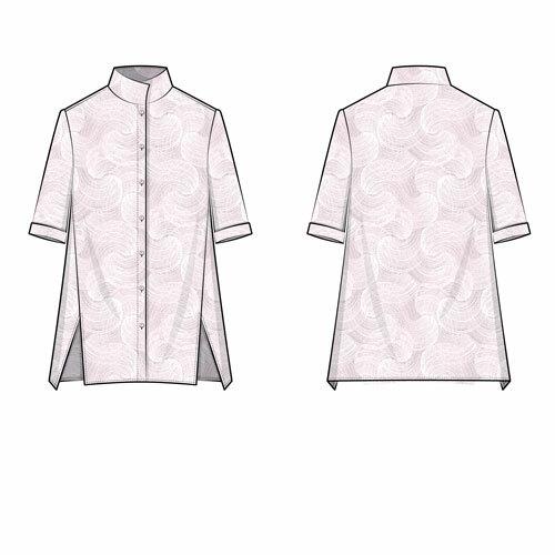 London Shirt PDF Pattern (Download)