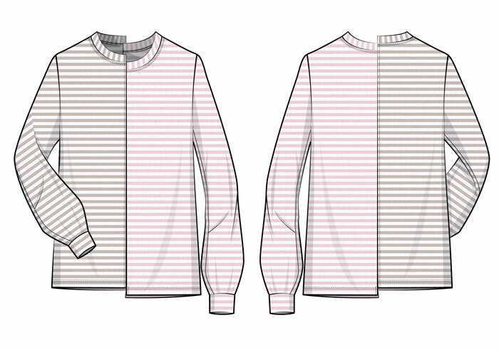 Marceau Tee PDF Pattern (Download)
