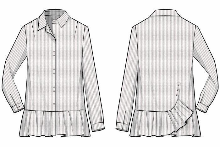 Venice Shirt (Download)