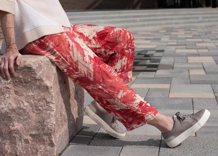 September - The Silk Chesney Pants
