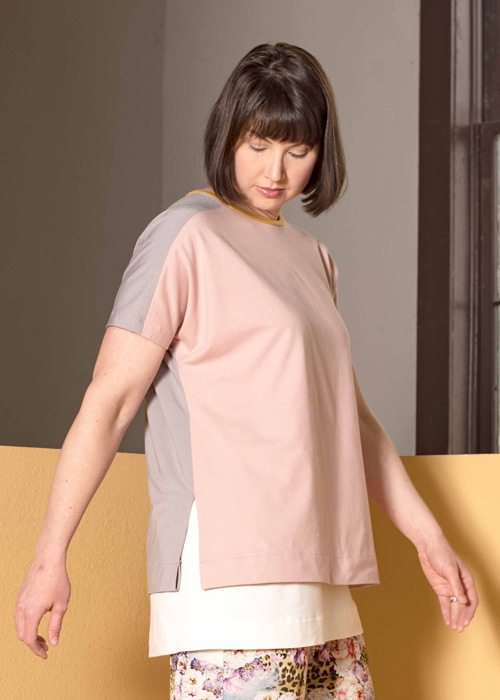 April - The Layered Noto Tee