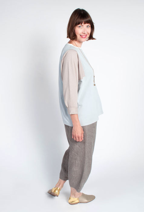 Picasso Top and Pants PDF Pattern (Download)
