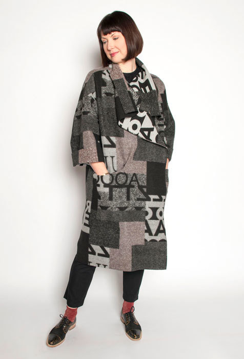 Flatiron Coat & Jacket