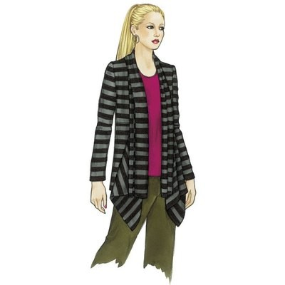 Ann's Cardigan PP003