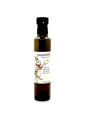 Kettle Roasted Jalapeno Olive Oil