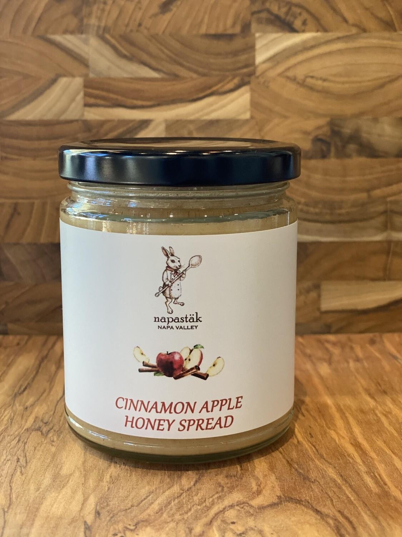 Cinnamon Apple Honey Spread