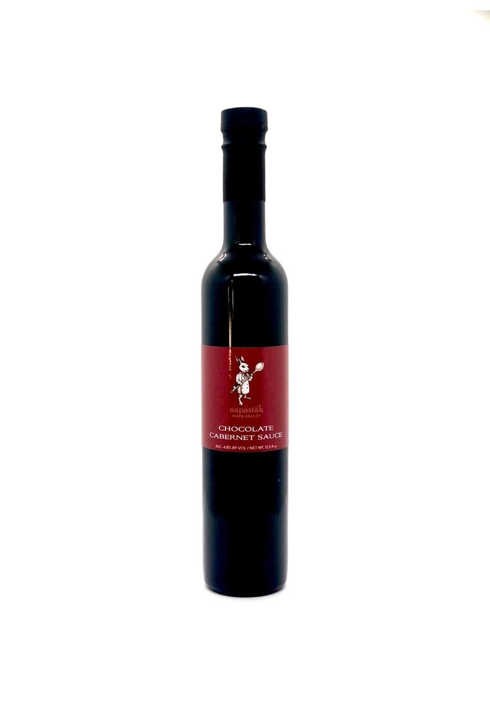 Chocolate Cabernet Wine Sauce