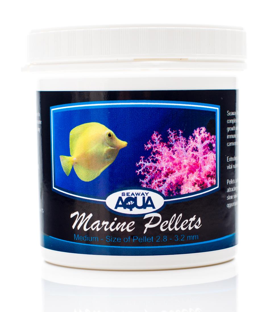 Marine Pellets Medium 125g