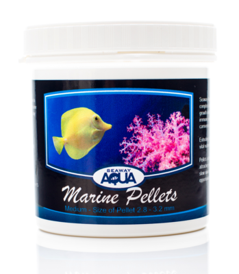 Marine Pellets Medium 125g