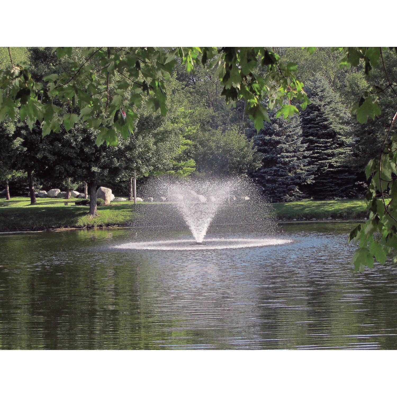 3/4HP Aerator Fountain