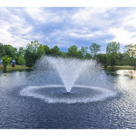 1 1/2HP Aerator Fountain