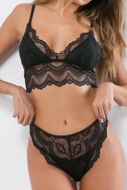 Black Sexy Lace