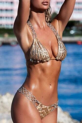 Crystal Goddess Bikini