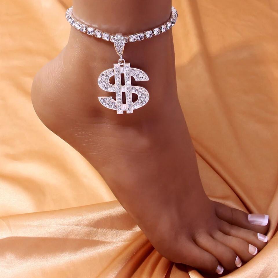 Big Money Anklet