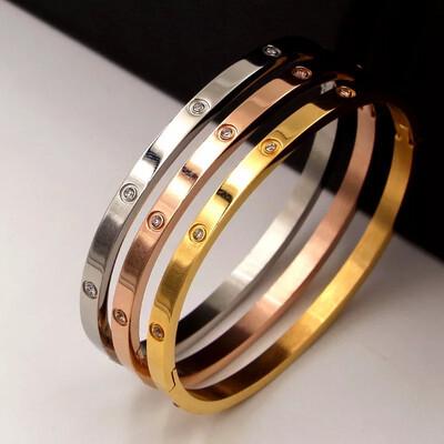 Cubic Fashion Bracelets