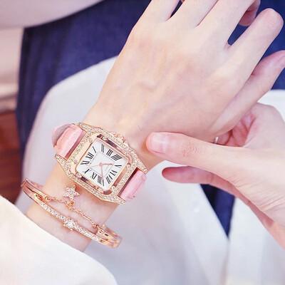 Fashion Square Watch