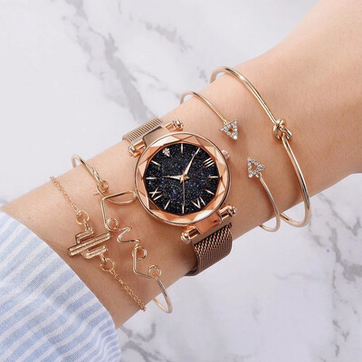 Luxury Starry Sky Watch