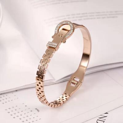 Glow Belt Bracelet