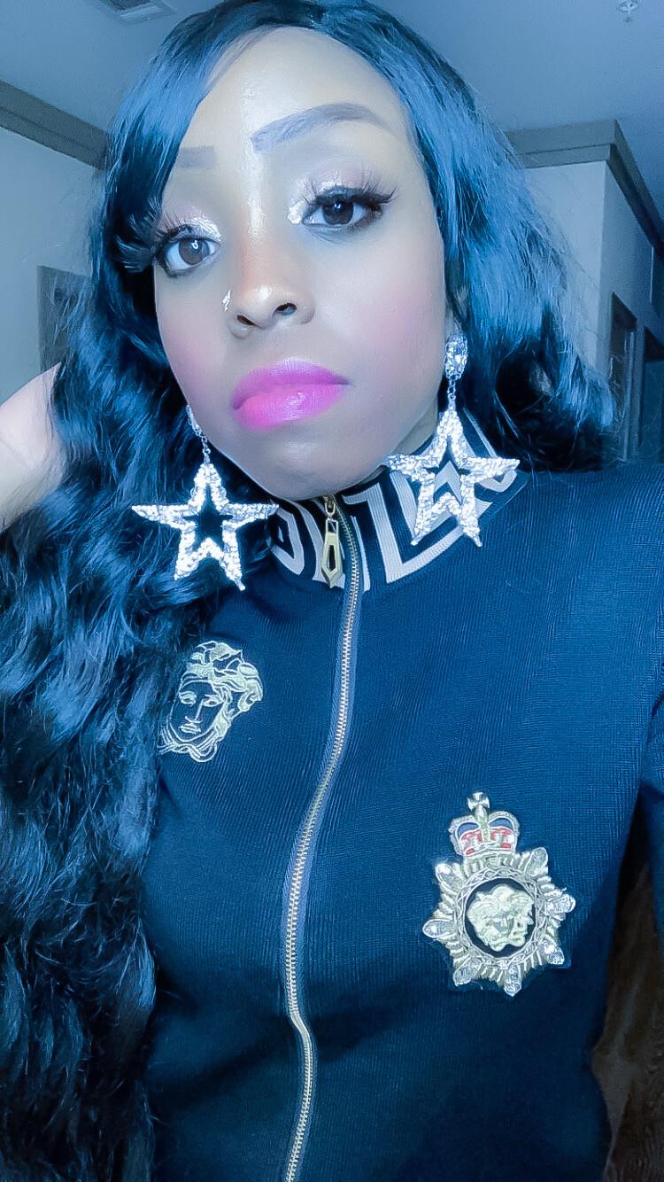 Glow Star Earrings